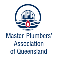 Master Plumbers Association Queensland logo