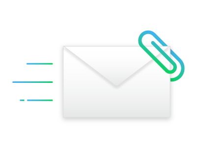 Emailing Attachments icon