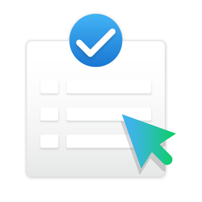 Invoicing Contractor Work Orders from the Completed Tab icon