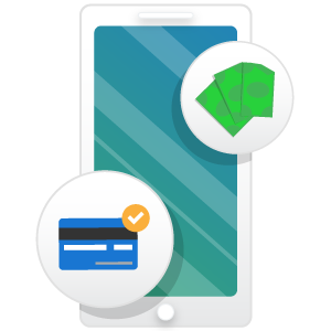Other payment options icon
