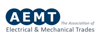 The Association of Electrical & Mechanical Trades (AEMT) logo