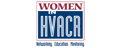 Women in HVACR logo