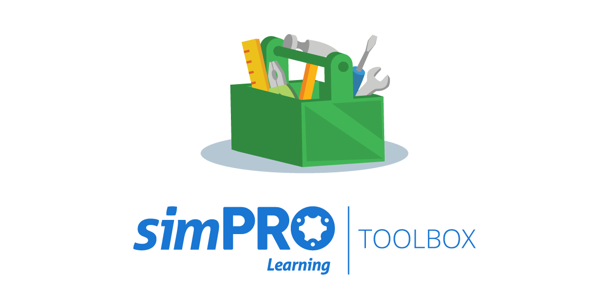 simPRO Learning | Toolbox