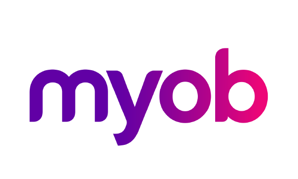 MYOB logo - accounting integration