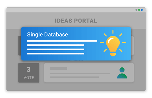 Simpro Ideas Portal - Single Database